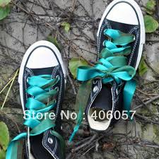 satin ribbon shoelaces free shipping hot sale satin ribbon shoelace in shoelaces from