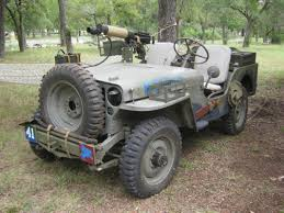classic jeep modified willys jeep 6th airborne armoured reconnaissance regiment