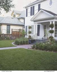 Formal Front Yard Landscaping Ideas - front yard gardens make a strong first impression fine gardening