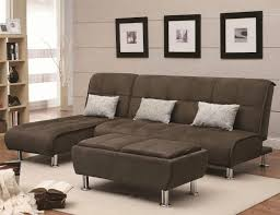 interior appealing l shaped sleeper sofa for your living room