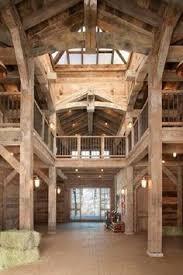 Barn Living Floor Plans Custom Barn With Living Quarter More Pole Barn Homes Pinterest