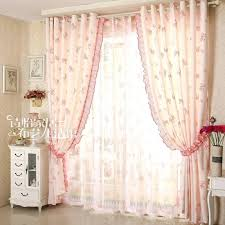 Light Pink Curtains Curtains For Pink Bedroom Trafficsafety Club
