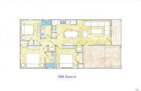 Lighthouse Floor Plans by Lighthouse Cove Port Aransas