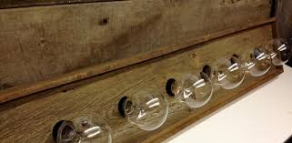 8 bulb vanity light light bulb 8 bulb vanity light best design rustic country barn 8