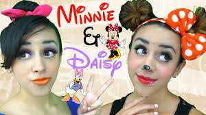 disney u0027s minnie mouse u0026 daisy duck makeup hair u0026