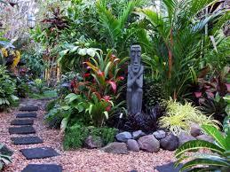 Small Tropical Garden Ideas Plan A Tropical Garden With Tropical Plants At Home Homes Innovator