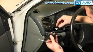 how to install replace cruise control moonroof dimmer switch honda