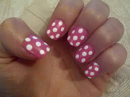 meg u0027s boutique how to minnie mouse nail art