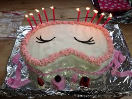 Meme Birthday Cake - eye mask cake meme birthday cake pinterest eye masks