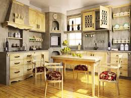 Italian Kitchen Furniture Italian Kitchen Design Allowing The Outside In Kitchen