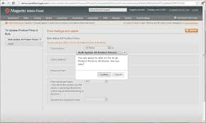 Product Pricing Bulk Update All Product Prices In Magento Youtube