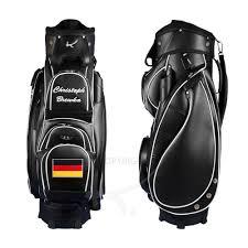 Design By Yourself by Golf Bag Cart Bag In Black Design 2 Custom Areas Kellermann