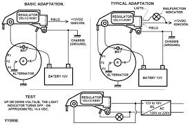 wiringagrams chevy alternator ford wire unusualagram gm