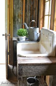Outdoor Camping Sink Station by Best 25 Outdoor Garden Sink Ideas On Pinterest Potting Station