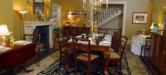dining room picture of the sayre mansion inn bethlehem