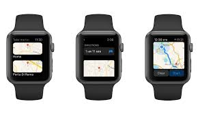 Take Me To Maps Take Me There For Apple Watch U2013 Macstories