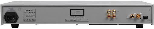 Audiolab Cd Player 8000cd Vaihtolaite