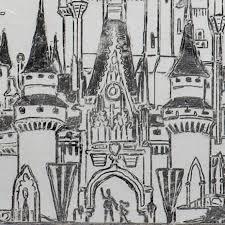 Cinderella Castle Floor Plan Princess Etch A Sketch U0027 Jane Labowitch Draws Upon Her Artistry To