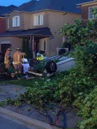 lexus canada vaughan woman 28 and her dog fatally struck by car in vaughan north of