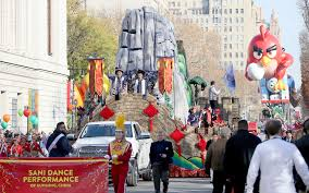 cbs thanksgiving day parade previous events u0026 news safa
