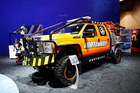 sema 2011 2011 ford f 350 matchbox super duty by superlift