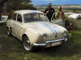 1961 renault dauphine renault dauphine gordini everything renault pinterest cars