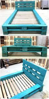 Best 25 Pallet Platform Bed by Pallet Bed Frame Susan Decoration