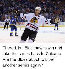 Blackhawks Meme - c nes bbs us there it is blackhawks win and take the series back