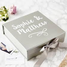Personalised Keepsake Box Couple U0027s Personalised Keepsake Box By Sophia Victoria Joy