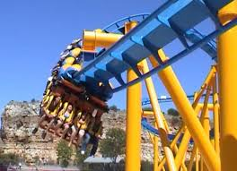 6 Flags Coupons Goliath 2008 Off Ride Six Flags Fiesta Texas Youtube
