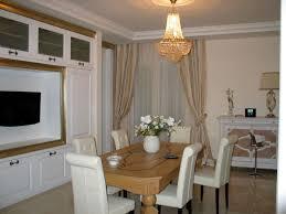 tende per sala da pranzo soggiorno sala da pranzo idee