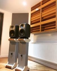 Studio Monitor Stands For Desk by Miza Stands At Devon Analogue Studio Speaker Monitor Stands