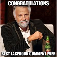 Facebook Comment Memes - best facebook comment ever meme for facebook comments