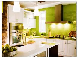 Green Kitchen Design Trying Best Kitchen Color Ideas For Your Home U2014 Decor For