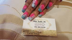 ritz nails iv home facebook