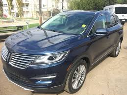 lincoln 2017 crossover new 2017 lincoln mkc reserve 4 door sport utility in edmonton ab
