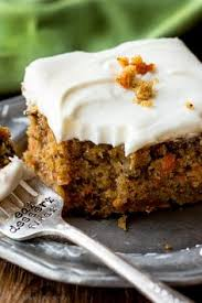 the best carrot cake recipe is this pineapple carrot cake with