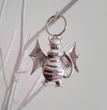 cute dragon keyring u2013 lunalou keepsakes