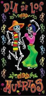 Day The Dead Day of the Dead Party Supplies and Decorations