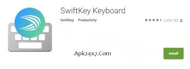 swiftkey keyboard apk swiftkey keyboard v5 0 0 72 mod apk free