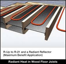 concrete slab and radiant heat insulation insulationstop com