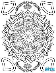 96 best mandala coloring pages images on pinterest children