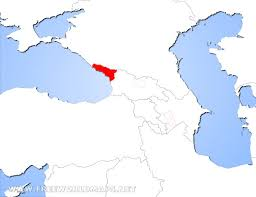 map of abkhazia where is abkhazia located on the world map