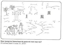 the good samaritan maze kids korner biblewise sunday