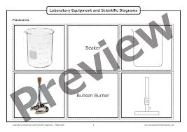 Worksheets Com Laboratory Equipment And Scientific Diagrams U2013 Flashcards Good