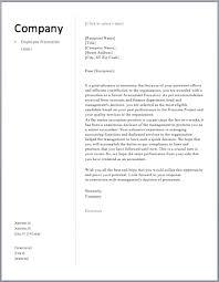 sample promotion letter u2013 free sample letters