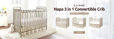 Convertible Crib Parts la baby usa the best choice for your baby u200e