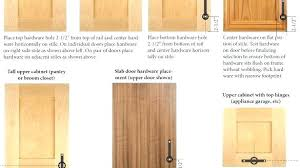 cabinet door knob placement kitchen cabinet hardware placement kitchen cabinet door pulls