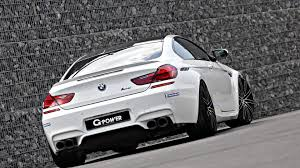 bmw m6 modified bmw m6 coupe f13 receives 710 hp from g power