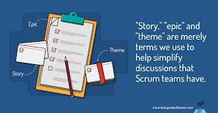 themes for my story user stories epics and themes my work pinterest user story
